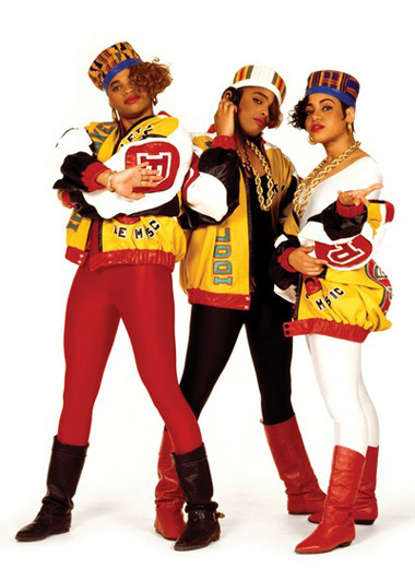 Salt'n'Pepa, Let's talk about sex (1991)
