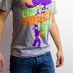 Tee Shirt « Can't Touch This »