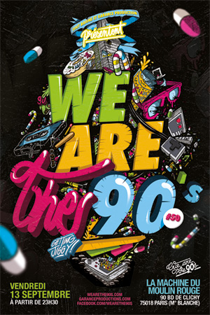 We Are The 90's #50