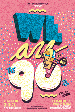 We Are The 90's #62