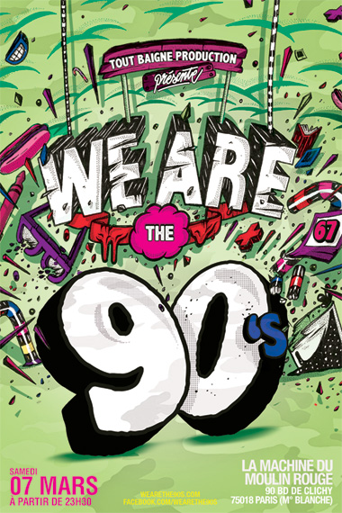 We Are The 90's #67