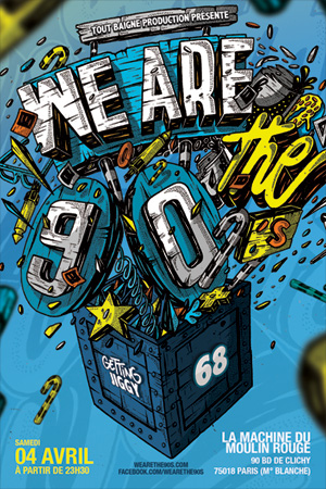 We Are The 90's #68