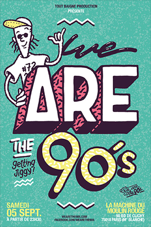 We Are The 90's #72