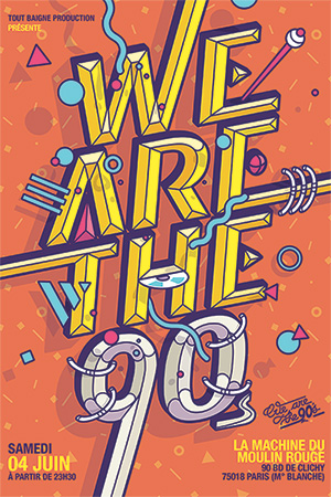 We Are The 90's #81