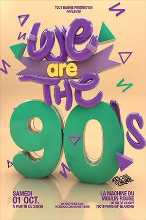 We Are The 90's #84