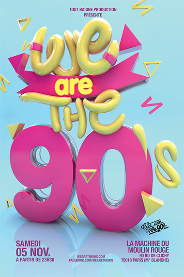We Are The 90's #85