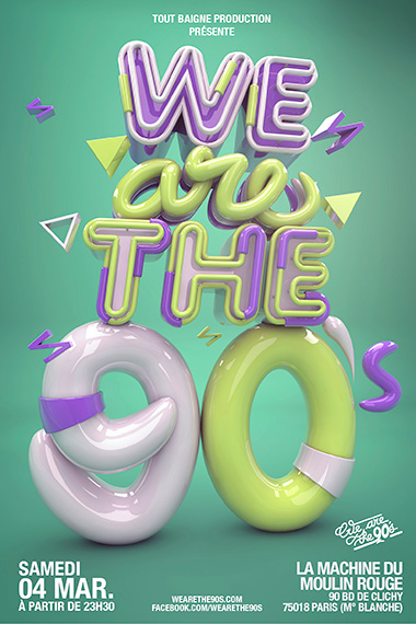 We Are The 90′s #89