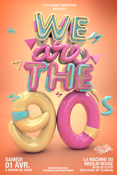 We Are The 90's #90