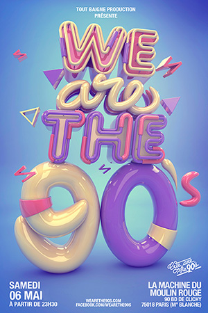 We Are The 90's #91