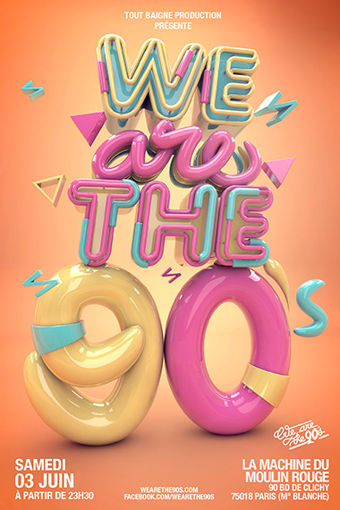 We Are The 90's #92