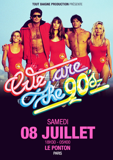 We Are The 90's #93 – Baywatch Edition #3